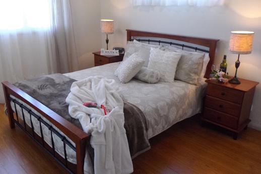 Cottage 2 Bedroom 1